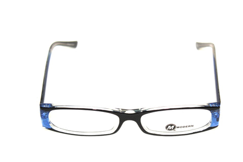 Modern Optical Sheer Black/Blue