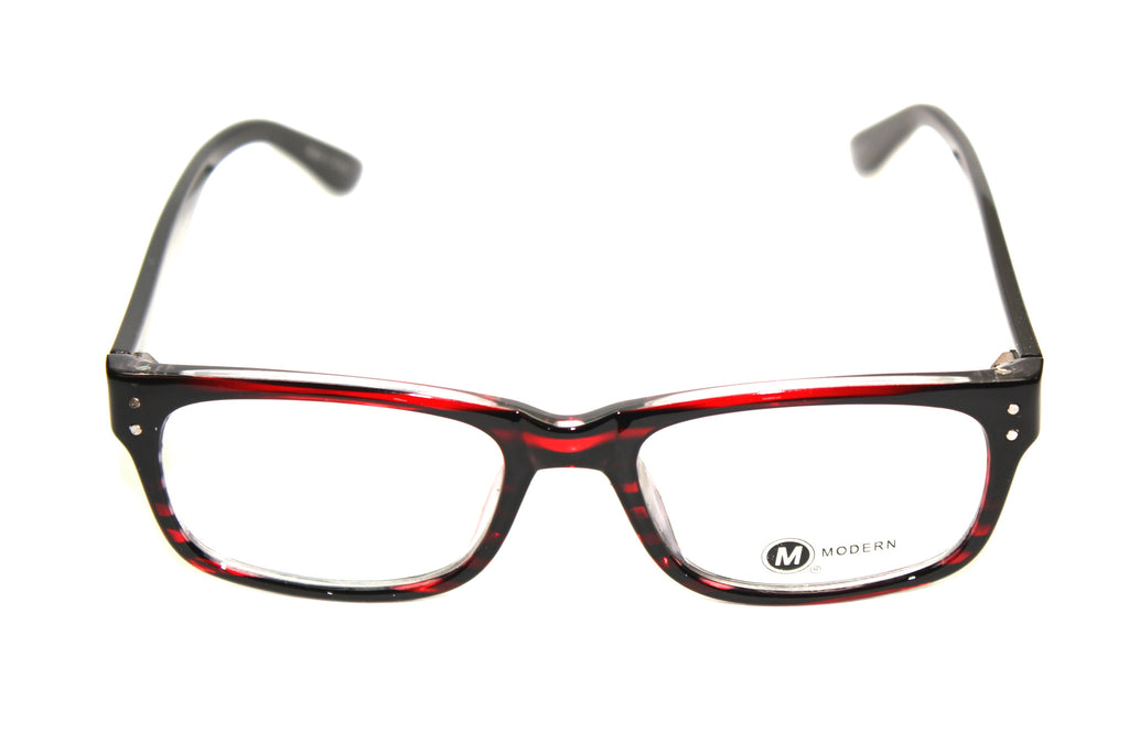 Modern Optical Precise Red 51mm Eyeglasses Www