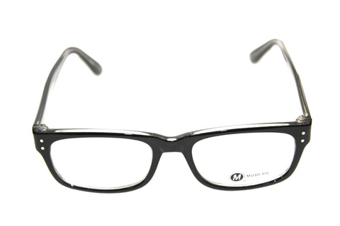 Modern Optical Precise Black/Crystal