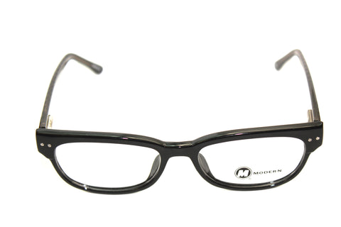 Modern Optical Feline Black (51mm) Eyeglasses