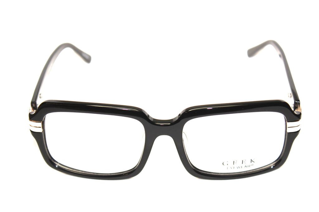 Geek Eyewear-Rouq Black
