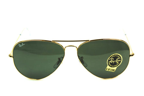 Jerry Garcia Glasses - Ray-Ban RB3025 001