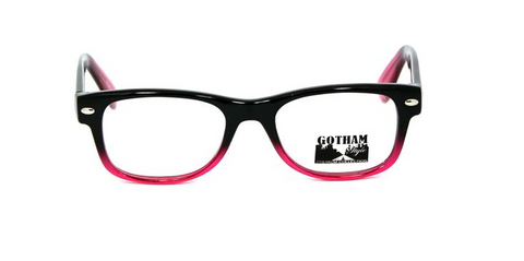 Gotham #148 Junior Black/Red (46mm)