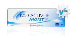 1-Day Acuvue Moist (30-Pack)