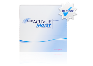 1-Day Acuvue Moist (90-pack)