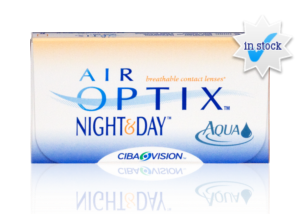 Air Optix Night & Day Aqua (6-pack)
