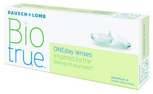 Biotrue ONE Day (30-pack)