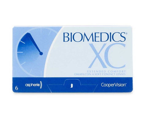 Biomedics XC (6-pack)