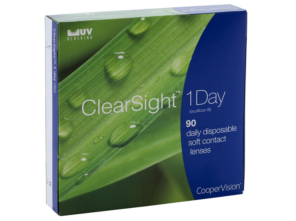 ClearSight 1-Day (90-pack)