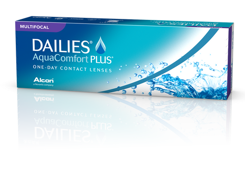Dailies AquaComfort Plus Multifocal (30-pack)