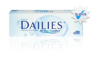 Focus Dailies (30-Pack)
