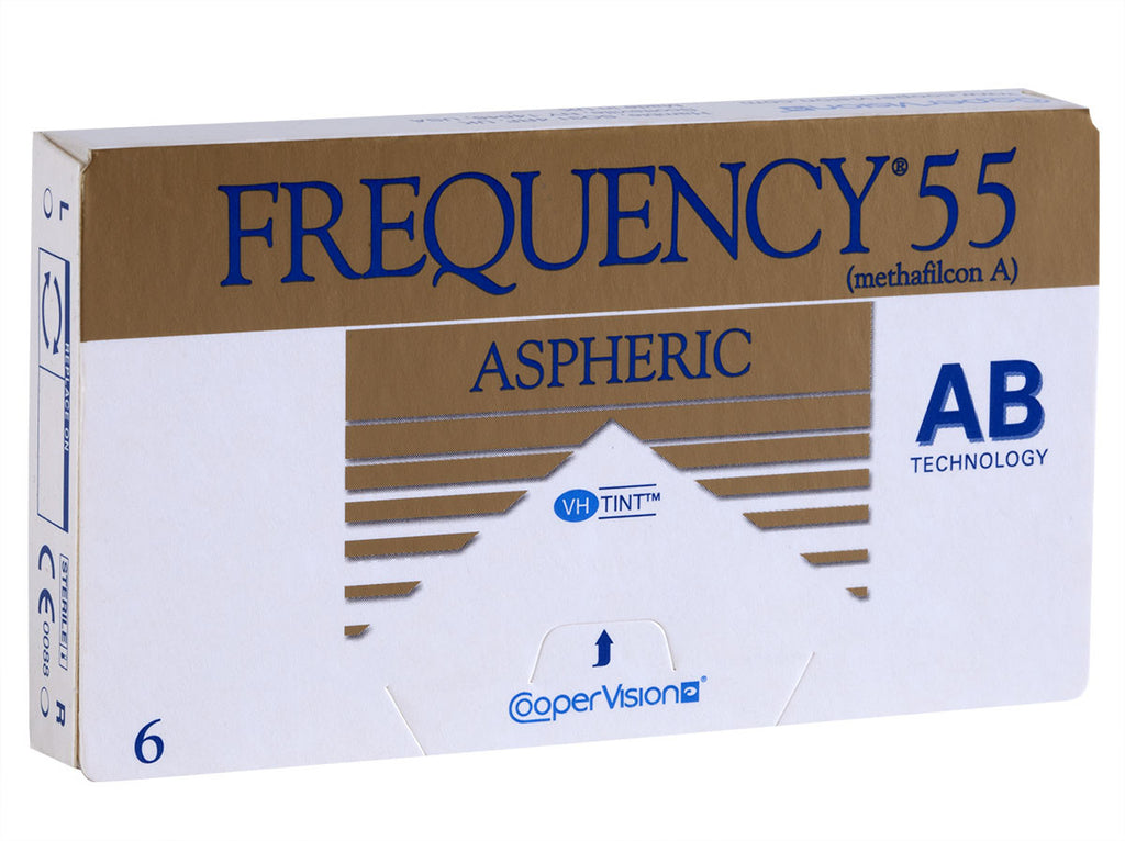 Frequency 55 Aspheric (6-pack)