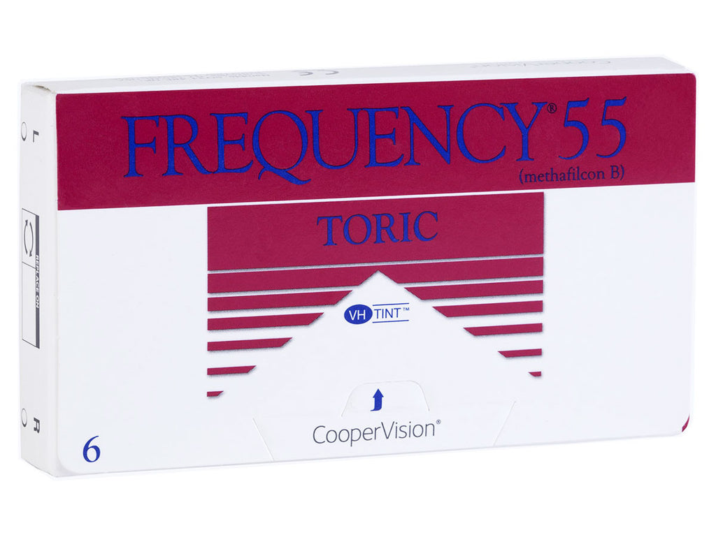 Frequency Toric XR (6-pack)