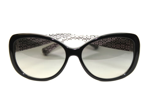 Coach - HC8040B L030 - Keri Sunglasses - 508311 - Black
