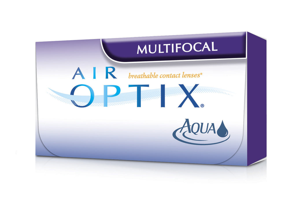 Air Optix Aqua Multifocal (6-pack)