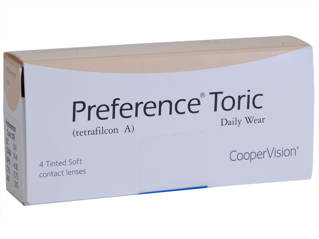 Preference Toric (4-pack)