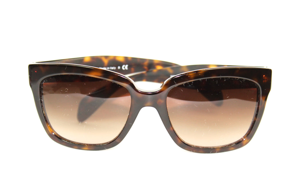 Prada - PR 07PS Sunglasses - 2AU-6S1 Havana