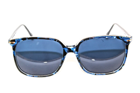 U.S. Eyewear - Suzanne Sunglasses - Midnight Blue Print