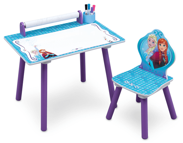 DISNEY FROZEN DESK & CHAIR