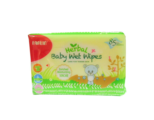 Farlin WIPES 85 PCS(SKIN CARE)