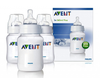 Avent CLASSIC PP 260ml Feeding Bottle pk3