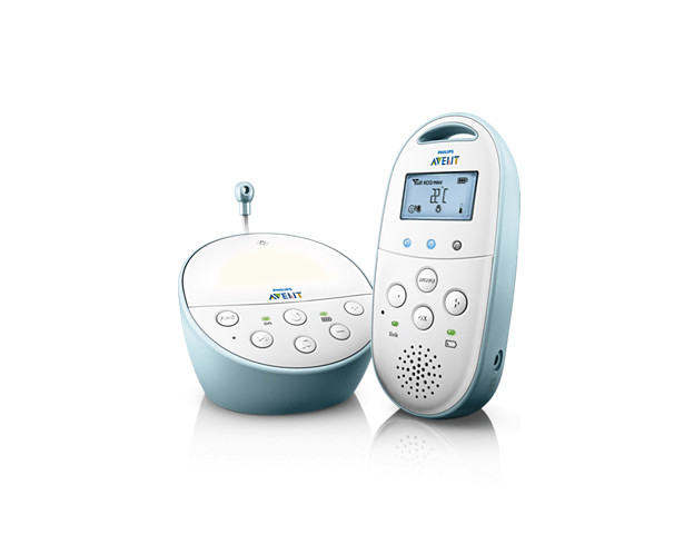 Avent Added Support DECT Baby Monitor