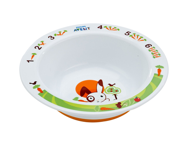 Avent Toddler Bowl Small 6M+Neutral