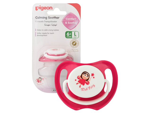 Pigeon PACIFIER (L)-WISH FAIRY