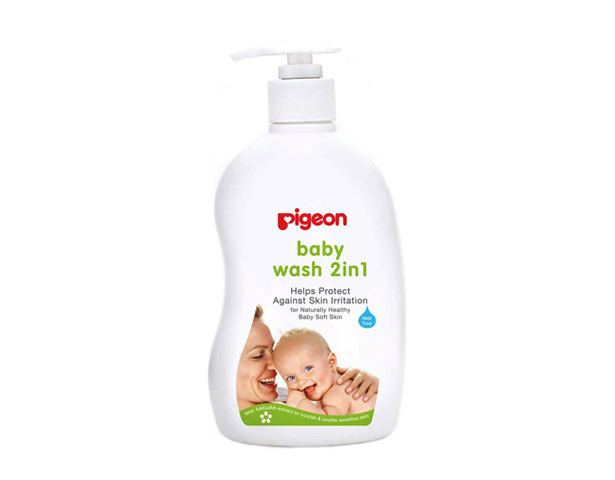 Pigeon BABY WASH SAKURA 500 ML