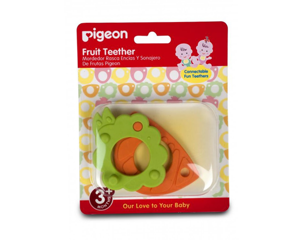 Pigeon RUBBER FRUIT TEETHER