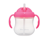 Pigeon MAG MAG STRAW CUP (PINK)