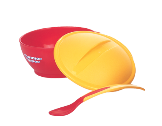 TOMMEE TIPPEE ESSENTIALS WEANING BOWL WI