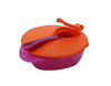 TOMMEE TIPPEE EASY SCOOP FEEDING BOWL WITH SPOON