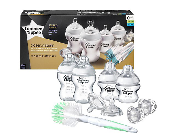 Tommee Tippee Closer to Nature Bottle Starter Set