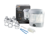TOMMEE TIPPEE Closer to Nature ELECTRONIC 6 BOTTLES WITH KIT STERILIZER
