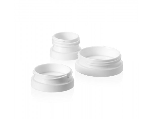 TOMMEE TIPPEE EXPRESS & GO BREAST PUMP ADAPTER SET