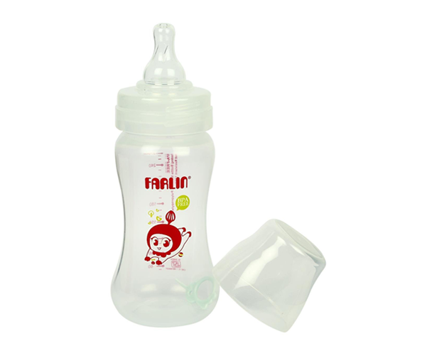 Farlin PP WIDE NECK FEEDING BOTTLE 270CC