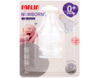 Farlin 0m+ Newborns Anti-Colic Silicone Nipples 2-Pcs