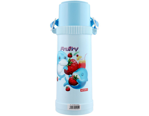 Lion Star Alfa Vacuum Thermos -Blue 450ml
