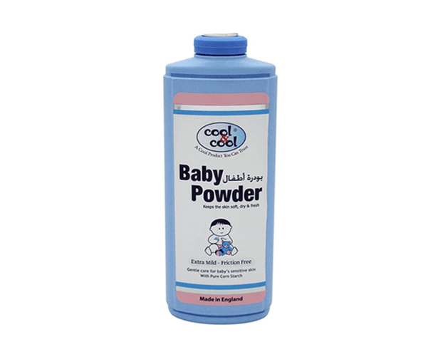 Cool & Cool BABY POWDER 125G