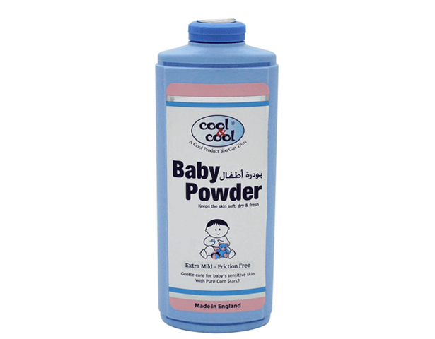 Cool & Cool BABY POWDER 250G