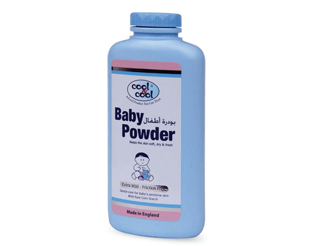 Cool & Cool BABY POWDER 500G