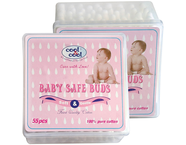 Cool & Cool BABY SAFE BUDS 55\'S