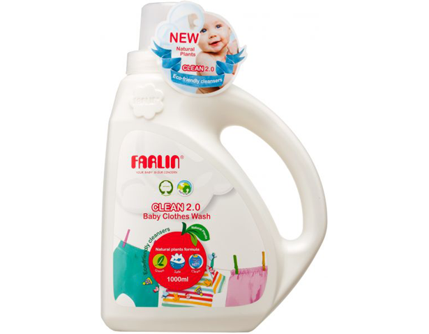 Farlin Baby Clothing Detergent 1000ml