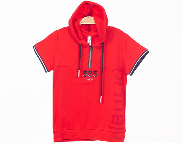 Boy T-Shirt - Red