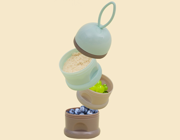 Xunyi 3 Layer Baby Food Container