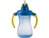 Pigeon Petite Straw Bottle -Blue
