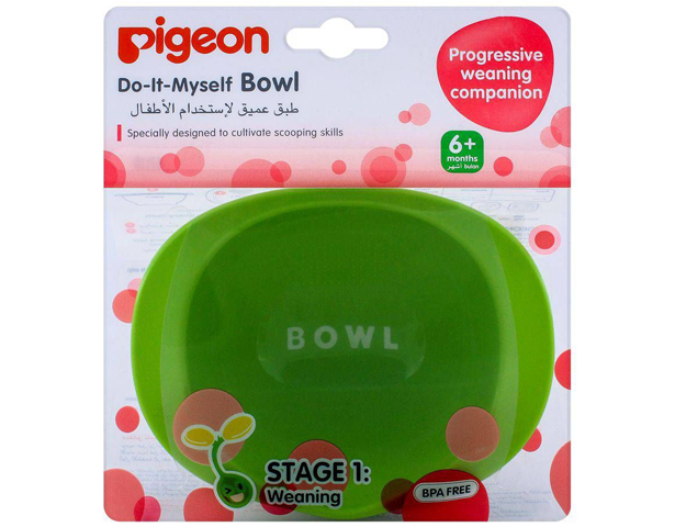 Pigeon Do-It-Myself Stage 1 Bowl