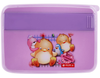 Lion Star Lunch Box Best Friends -Purple