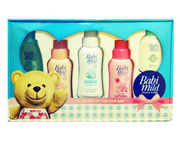 Babi Mild Gift set Small Bear